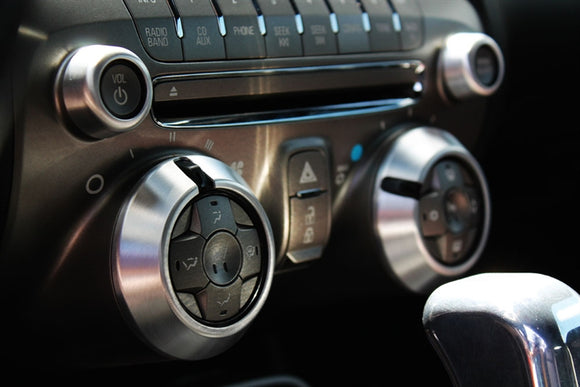 Radio Knob Covers | 2 pcs | # GMBC-135-PL