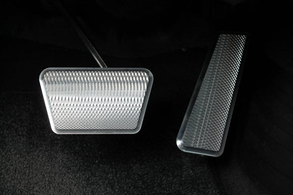 Automatic Pedal Covers | # GMBC-162-PL