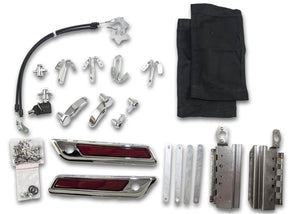 Bagger Brothers Complete '14-'16 Hard Saddlebags Hardware Latch Hinge Kit, Bagger Brothers