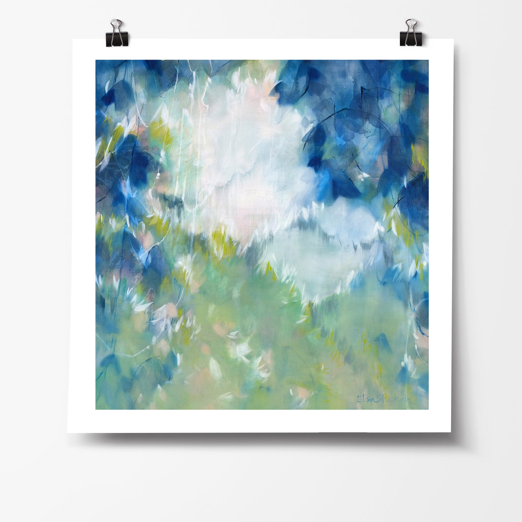Cloud Nine fine art print