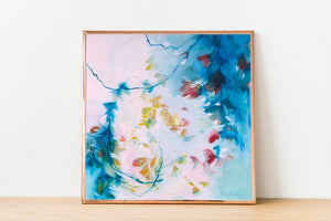 First Blush fine art print