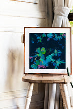 Luminous Lichen fine art print