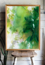 Verdant Shallows II fine art print