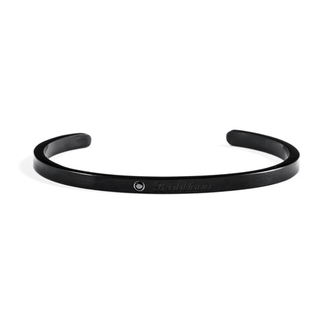KHANTI - Matte Black - Buddhani Fashion jewelry for men