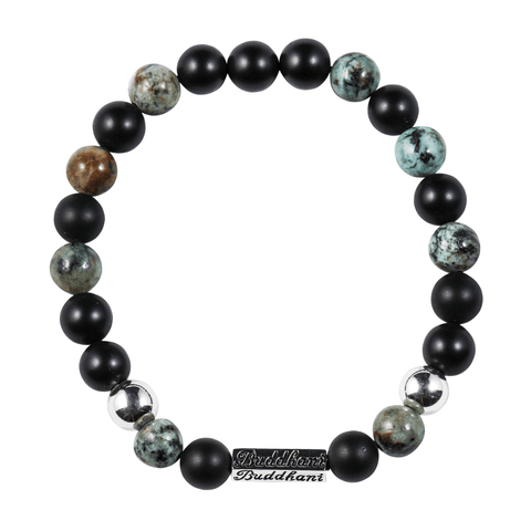 MANAS - African Turquoise - Buddhani Fashion jewelry for men