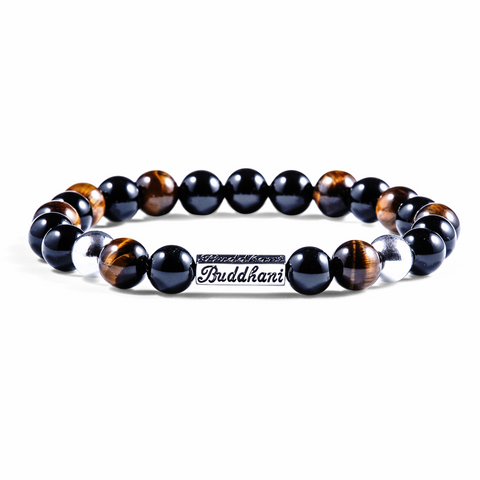 MANAS - Tiger Eye - Buddhani Fashion jewelry for men