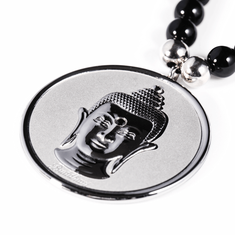 METTA - Buddha Pendant - Buddhani Fashion jewelry for men
