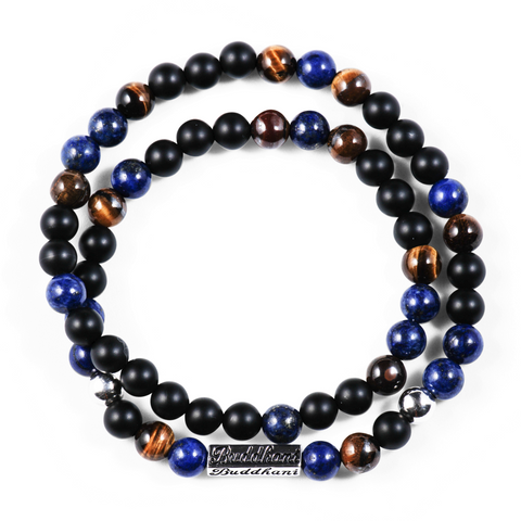 CITTA - Blue Lapis - Buddhani Fashion jewelry for men