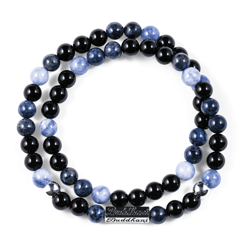 CITTA - Dumortierite - Buddhani Fashion jewelry for men