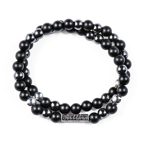 CITTA - Hematite - Buddhani Fashion jewelry for men