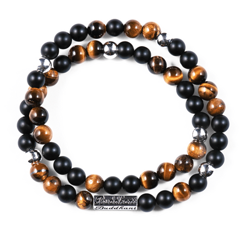 CITTA - Tiger Eye - Buddhani Fashion jewelry for men