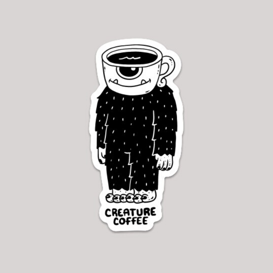 Sticker - Cup Head