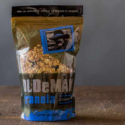 12 oz. Blueberry Almond Granola