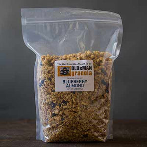 5 lb - Blueberry Almond Granola