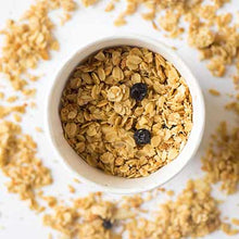 Blueberry & Almond Greatmeal - An Oatmeal Granola Blend