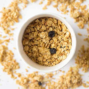 Blueberry & Almond Greatmeal - An Oatmeal Granola Blend | Pack of 8