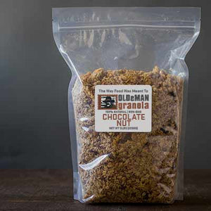 5 lb. Chocolate Nut Granola