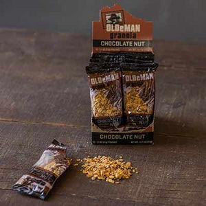 To-Go Chocolate Nut Granola - Box of 12
