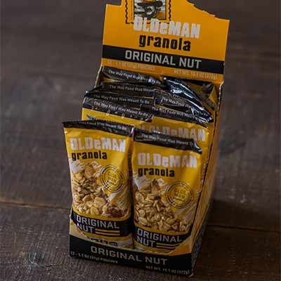 To-Go Original Nut Granola - Box of 12