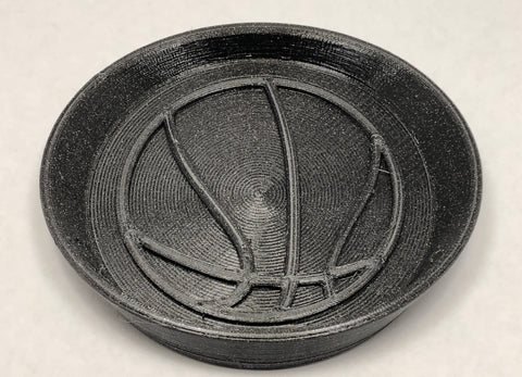 "Soap Dish- 3"" Basketball"