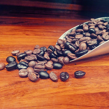 New in the shop: So Highly Caffeinated Coffee Beans!