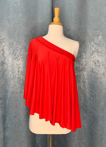 Vlore Top (Red)
