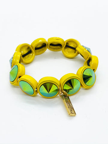 Yellow Lucid Bracelet | TOVA Jewelry