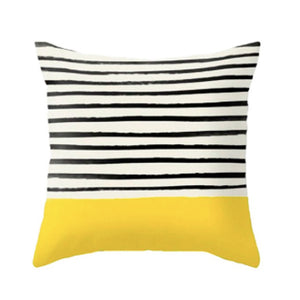 "Nordic Decorative Pillow Cover 18""x18"""