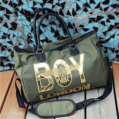 Boy London Duffle Bag in Canvas