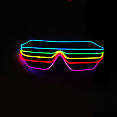 LED Pride Glasses