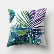 "Decorative Rainforest Pillow Cover 18""x18"""