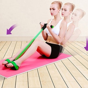 Elastic Sit Up Pull Rope For Abdominals