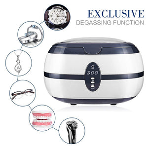 GTSONIC 600ml Ultrasonic Cleaner Bath