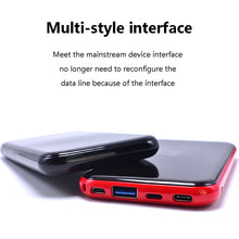 Wireless Portable Power Bank 10000mAh with Digital Display