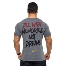 Die With Memories Not Dreams Slim T-Shirts