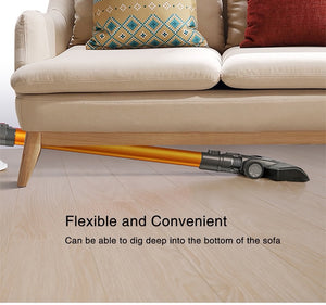 Dibea D18 Protable 2 In 1 Handheld Wireless Vacuum Cleaner