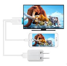 Screen Mirroring 1080P HD Vision Connects iPhone to TV