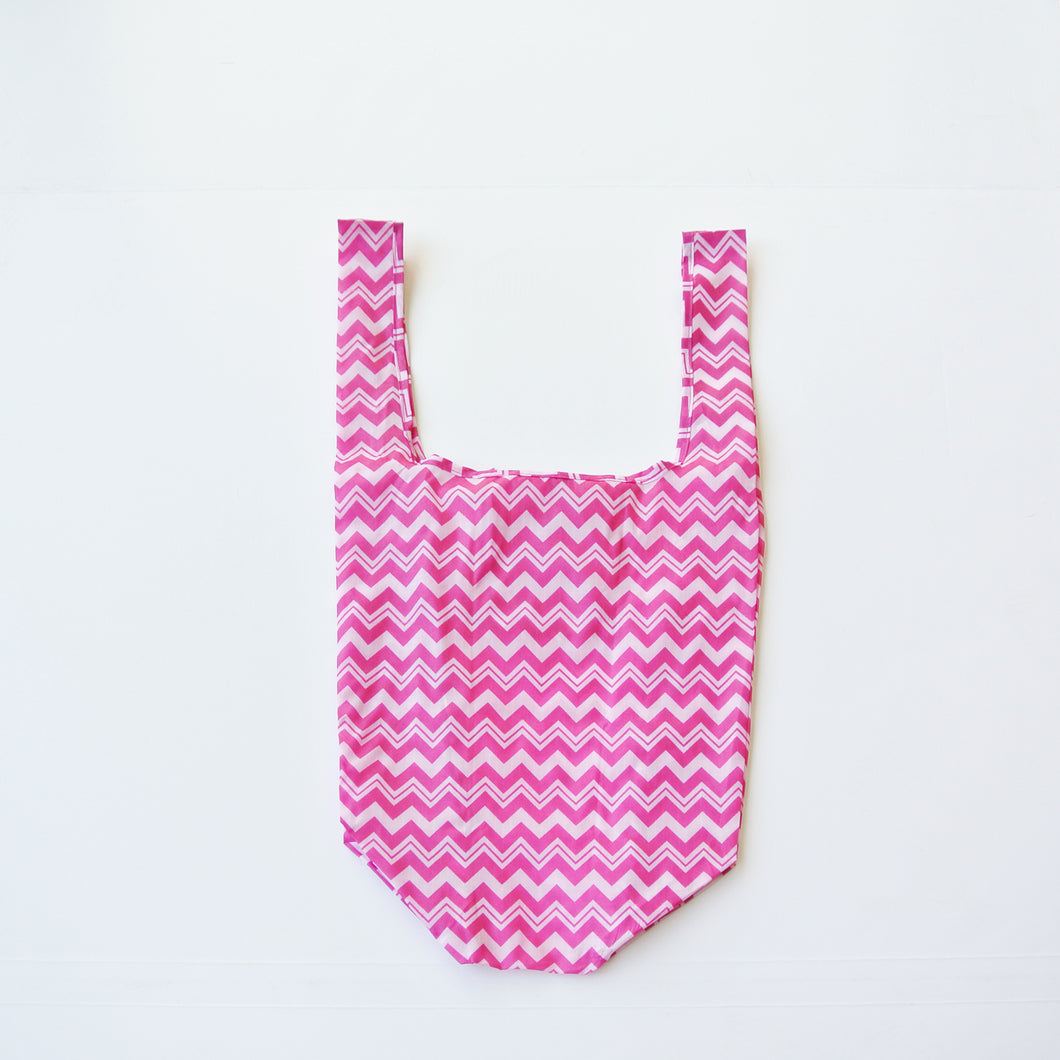 Street Pocket Pink Bag