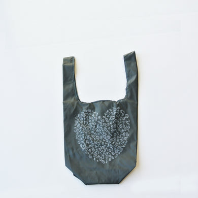 Slate Pocket Heart Bag - Koteli