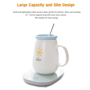 Desktop Mug Warmer with Auto Shut Off - Koteli