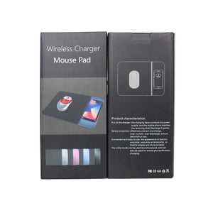 Wireless Phone Charging station and Mouse Pad - Koteli