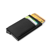 Aluminum Credit Card Holder with Pocket - Koteli