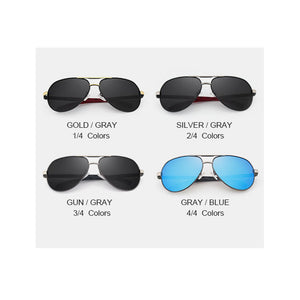 HD Polarized Sunglasses K725 - Koteli