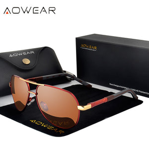 Polarized Aviator SunGlasses A87017 - Koteli