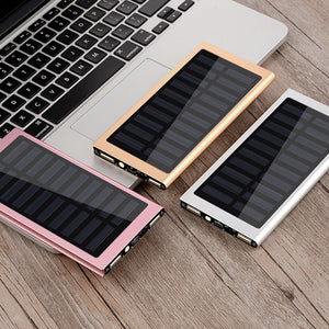 Solar Power Bank External Battery - Koteli