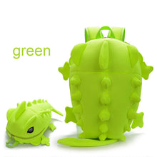 Chameleon children backpack - Koteli