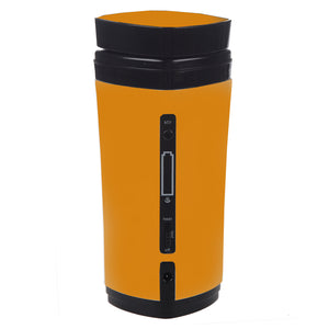 Beverage Warmer Tumbler. Rechargeable USB Powered - Koteli