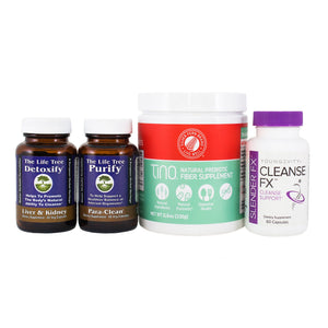 Total Body Cleanse & Rebuild Program - 30 Day Collection (Capsule)
