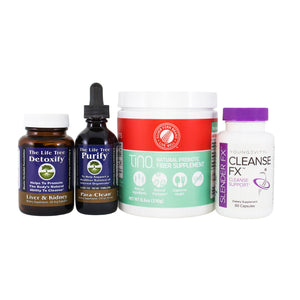 Total Body Cleanse & Rebuild Program - 30 Day Collection (Tincture)