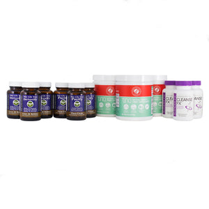Total Body Cleanse & Rebuild Program - 90 Day Collection (Capsule) +FREE SHIPPING